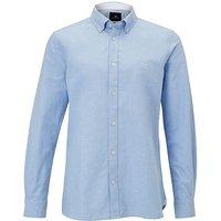 Crew Clothing Mens Slim Oxford Shirt Sky XXL