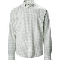 Musto Lightweight Gingham Shirt Reed Grey Gingham M