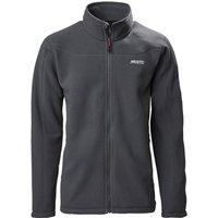 Musto Mens Corsica 200GM Fleece Jacket Dark Grey XXL