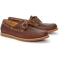 R.M. Williams Barham Boat Shoes Tan 7