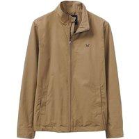 Crew Clothing Harrington Jacket Tan XXL