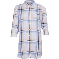 Barbour Womens Baymouth Shirt Off White 8