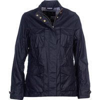 Barbour Womens Maclaine Casual Jacket Navy 10