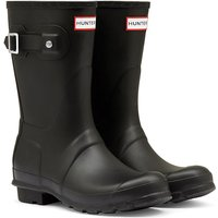 Hunter Original Short Ladies Wellingtons Black 7 (EU41)