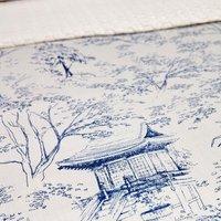 Christy Japanese Maple Duvet Set Linen Single