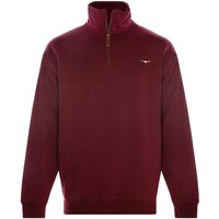 R.M. Williams Mulyungarie Top Burgundy Small