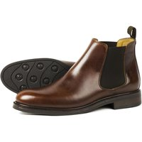 Orca Bay Chalfont Chelsea Boots Brown Pull Up 7 (EU41)