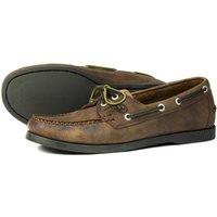 Orca Bay Mens Creek Deck Shoes Russet 10.5 (EU45)