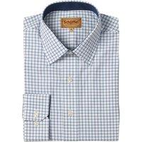 Schoffel Mens Cambridge Shirt Navy 19 Inch