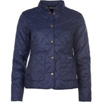 Barbour Morely Quilt Navy/Navy Spot 18