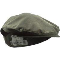 Beretta Waterproof Flat Cap Green Small