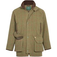 Alan Paine Mens Combrook Coat Sage Small