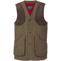 Alan Paine Mens Combrook Waistcoat Sage Small