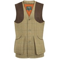 Alan Paine Mens Combrook Waistcoat Elm Small