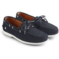Fairfax & Favor Salcombe Deck Shoes Navy 7 (EU40)