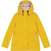 Hunter Original Womens Lightweight Rubberised Jacket Yellow Large