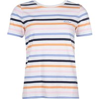 Barbour Womens Newhaven Top White 10