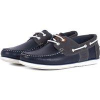 Barbour Capstan Boat Shoe Navy / Grey 9 (EU43)