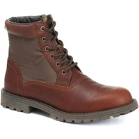 Barbour Mens Cheviot Derby Boot Brown 9