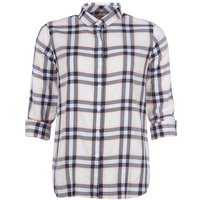 Barbour Womens Shoreline Shirt Blue Check 14
