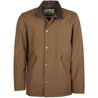 Barbour Mens Chester Jacket Dark Sand Medium