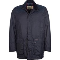 Barbour Mens Hartlington Wax Jacket Navy XXL