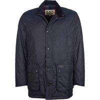 Barbour Mens Hartlington Wax Jacket Navy XL