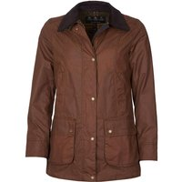 Barbour Womens Fiddich Wax Jacket Bark/Classic 16