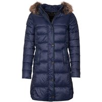 Barbour Womens Jamison Quilted Jacket Navy 14