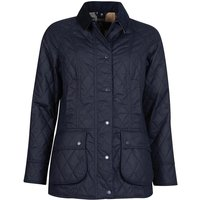 Barbour Womens Gibbon Wax Jacket Navy/Dress 8