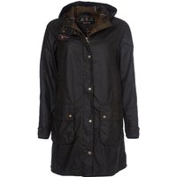 Barbour Womens Marlo Wax Jacket Olive/Classic 10