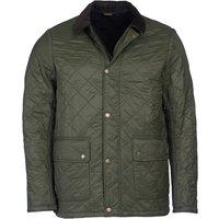 Barbour Mens Denill Polar Fleece Jacket Olive XXL