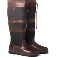 Dubarry Galway ExtraFit Boots Black/Brown 8 (EU42)