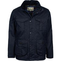 Barbour Mens Latrigg Wax Jacket Navy Small