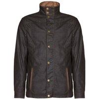 Dubarry Mens Carrickfergus Waxed Jacket Olive XL