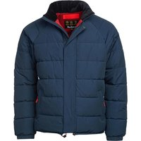 Barbour Mens Enkle Quilted Jacket Navy XXL