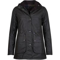 Barbour Womens Cassley Wax Jacket Olive/Classic 18