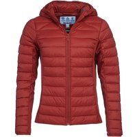 Barbour Womens Murrelet Quilted Jacket Burnt Red 16