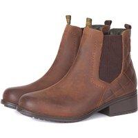 Barbour Womens Rimini Boots Dark Brown 8 (EU42)