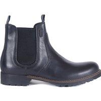 Barbour International Mens Fargo Boot Black 7