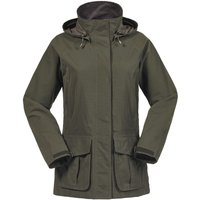 Musto Womens Burnham BR1 Jacket Dark Moss 10
