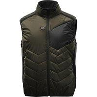 Harkila Mens Heat Waistcoat Willow Green XL