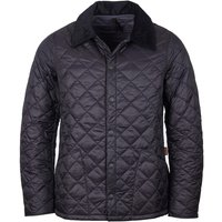 Barbour Mens Heritage Liddesdale Quilt Jacket Black Medium