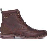 Barbour Mens Seaton Boots Teak 9