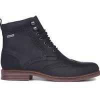 Barbour Mens Seaton Boots Black 7