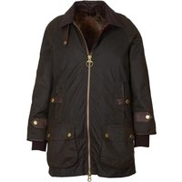 Barbour Womens Norwood Wax Jacket Olive/Classic 14