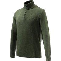 Beretta Mens Dorset 1/2 Zip Sweater Green XL