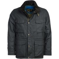 Barbour Mens Roble Wax Jacket Sage Large