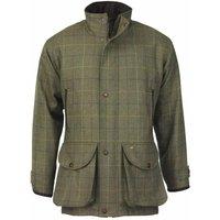 Laksen Mens Wingfield Tweed Coat Woodhay Tweed XXL