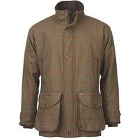 Laksen Mens Wingfield Tweed Coat Clyde Tweed Large